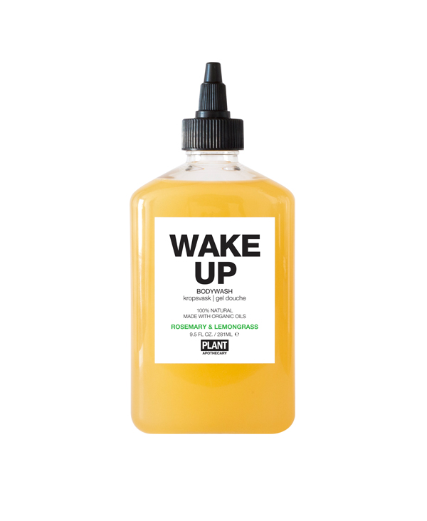 Wake up plant-apothecary