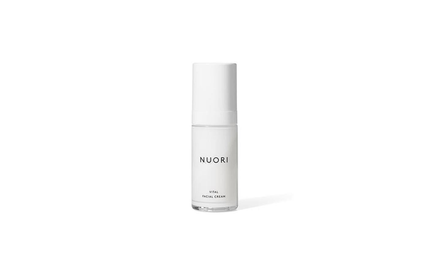 organic moisturising nuori