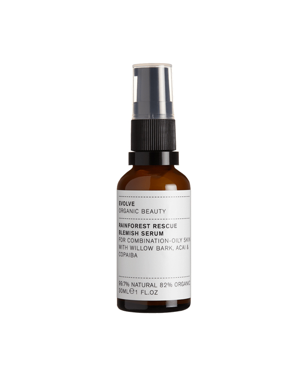 Rainforest rescue blemish serum_evolve