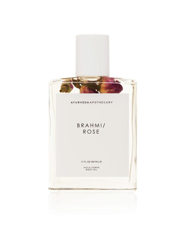 Brahmi rose body oil Yoke