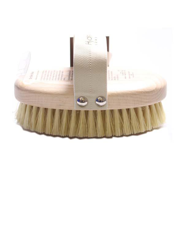 spazzola dry brushing main