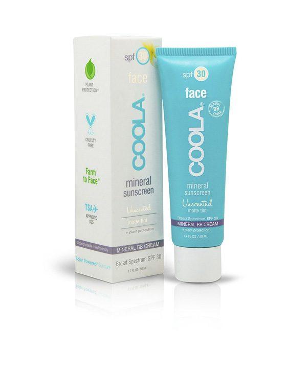 Coola Mineral BB Cream Sunscreen spf30
