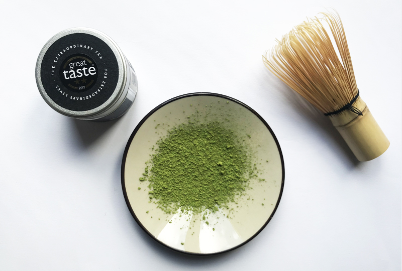 WHAT ABOUT MATCHA? DISCOVER MORE ABOUT THIS GREEN POWERHOUSE!