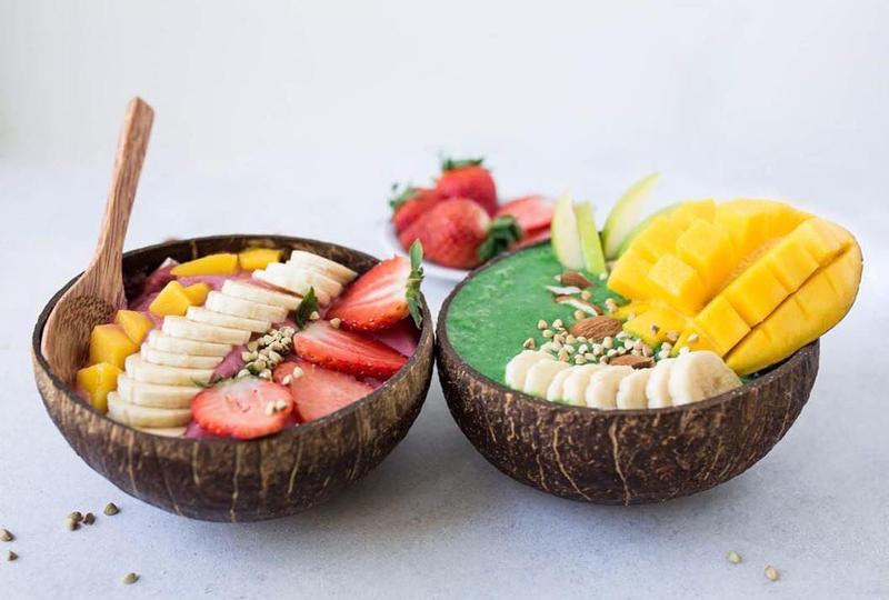 essenziali benessere estivi coconut bowls