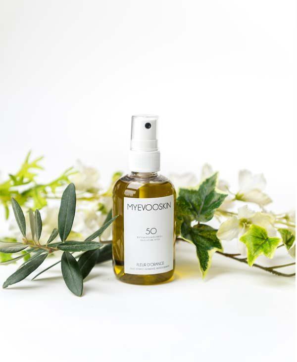 50 olio corpo antiossidante ambientata
