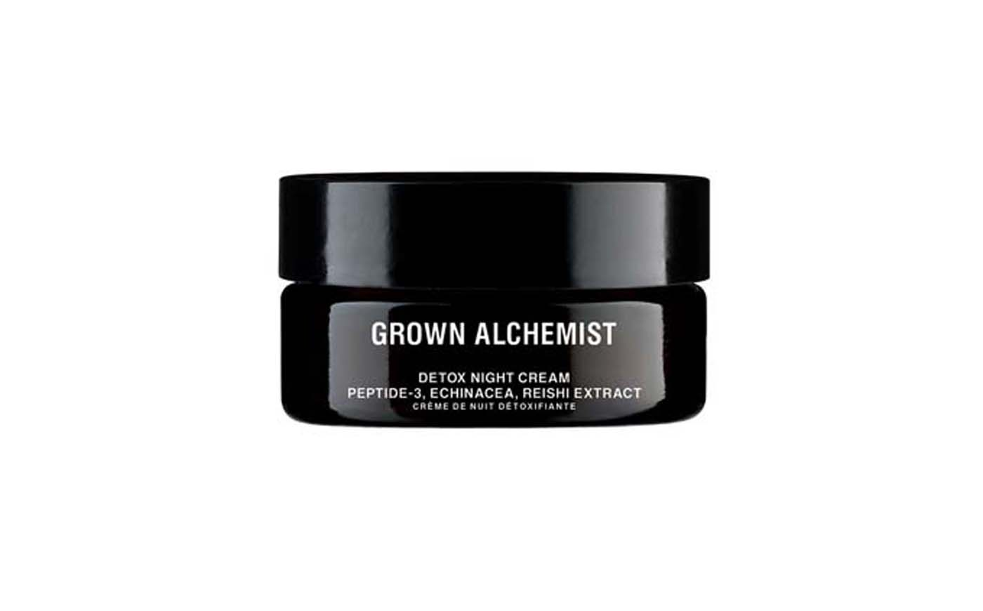 night-time rituals night cream