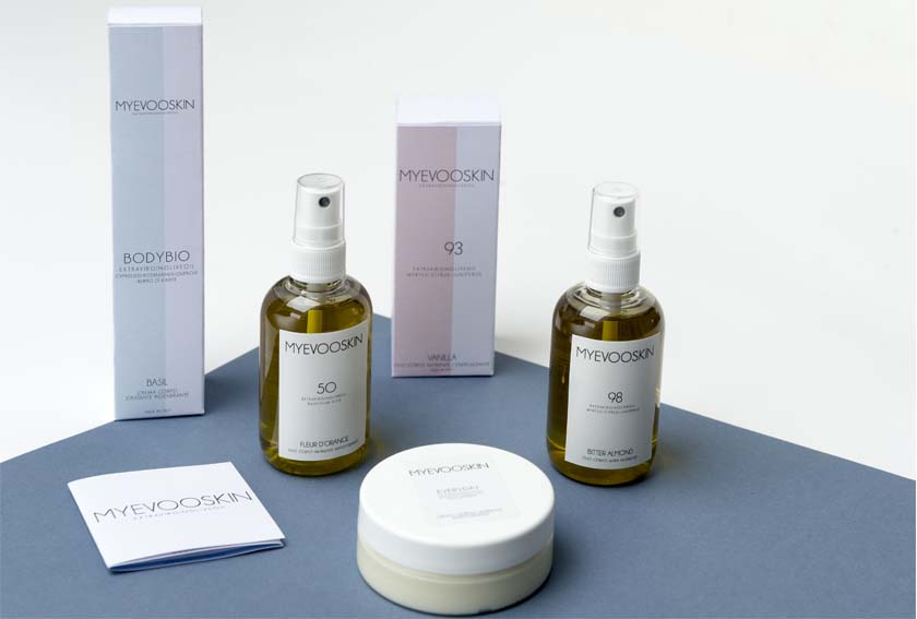 MYEVOOSKIN SKINCARE: FOUNDER GINEVRA GIORGI INTRODUCING IT
