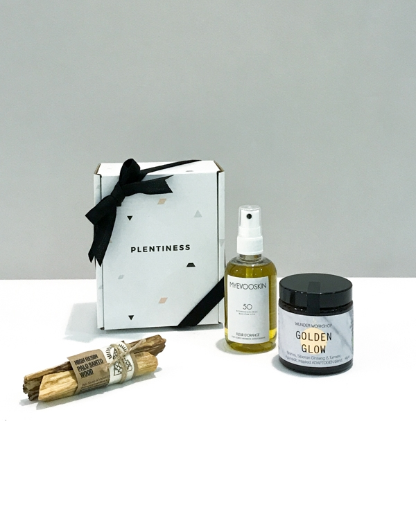 The Let it glow gift box