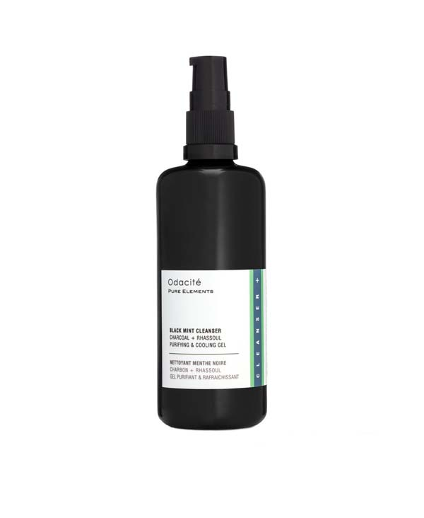 Detergente viso black mint main