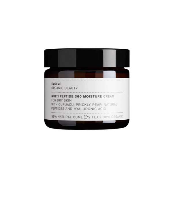 crema idratante multi peptide 360