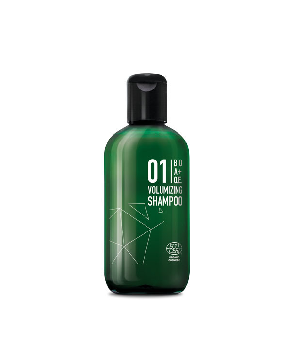 01 Volumizing shampoo volumizzante