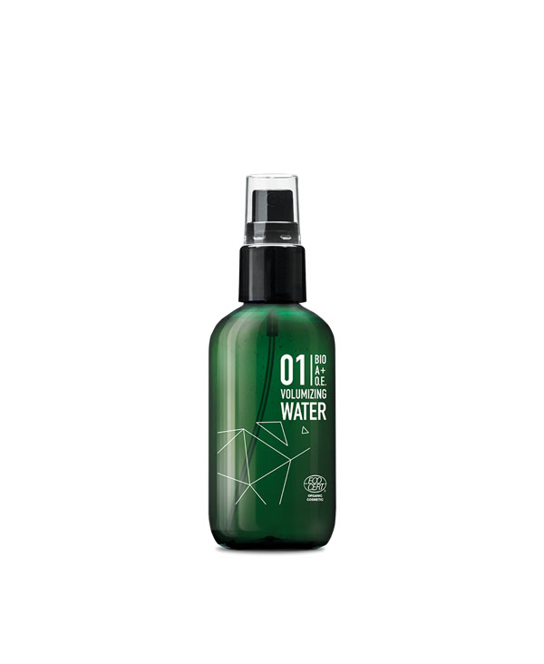 01 volumizing water acqua spray volumizzante