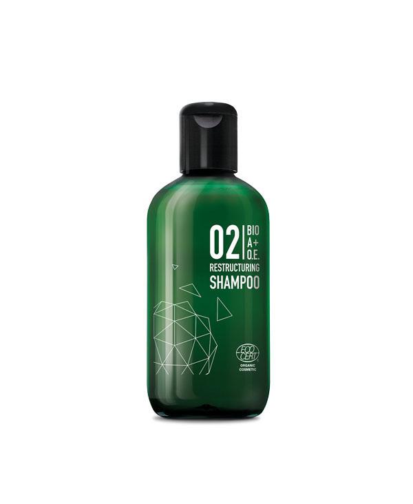 02 restructuring shampoo ristrutturante