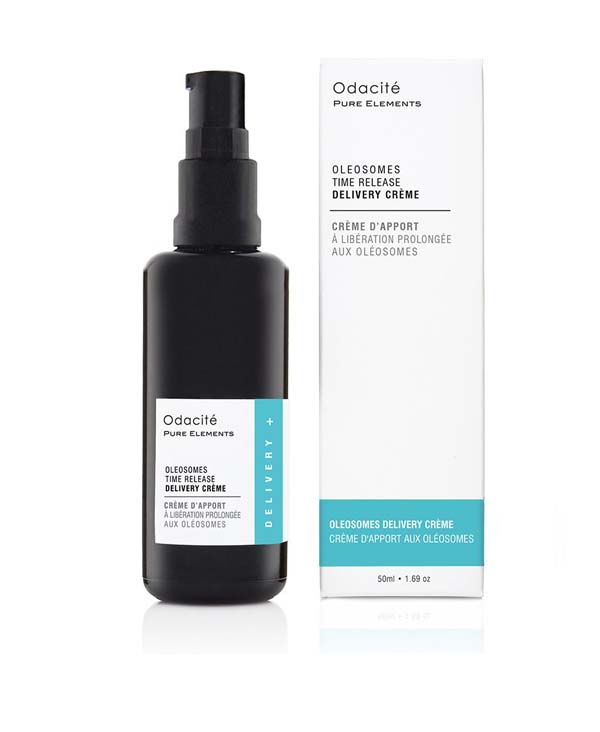 Crema Idratante viso Oleosomes Time Release Delivery
