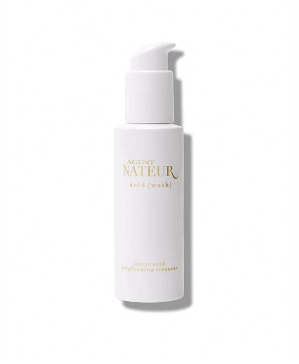 Detergente viso illuminante con acido lattico acid (wash)