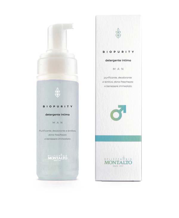 Biopurity Detergente Intimo MAN