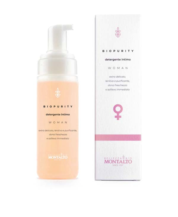 Biopurity detergente intimo woman