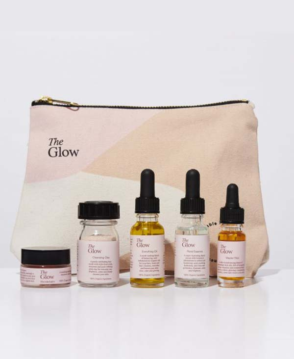 The glow essentials kit