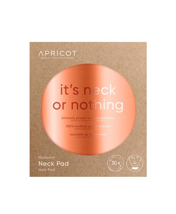 it's neck or nothing - Pad riutilizzabile per il collo