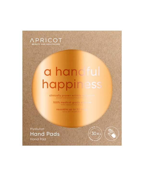 A Handful Happiness - Pad riutilizzabili per le mani