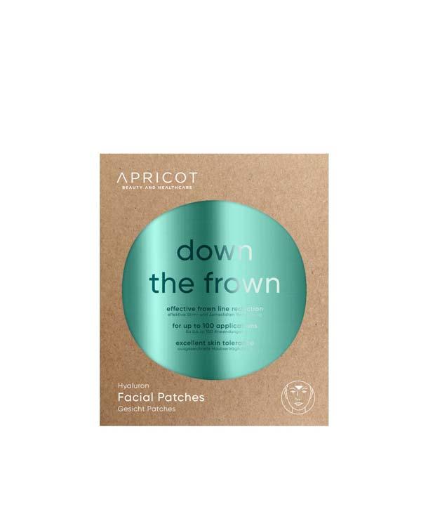 Down the Frown - Patch antirughe per la fronte