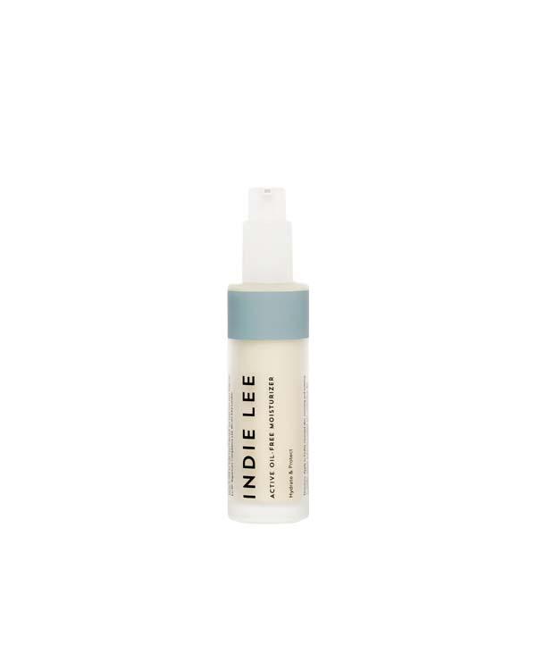 Active oil-free Moisturiser - Crema equilibrante illuminante