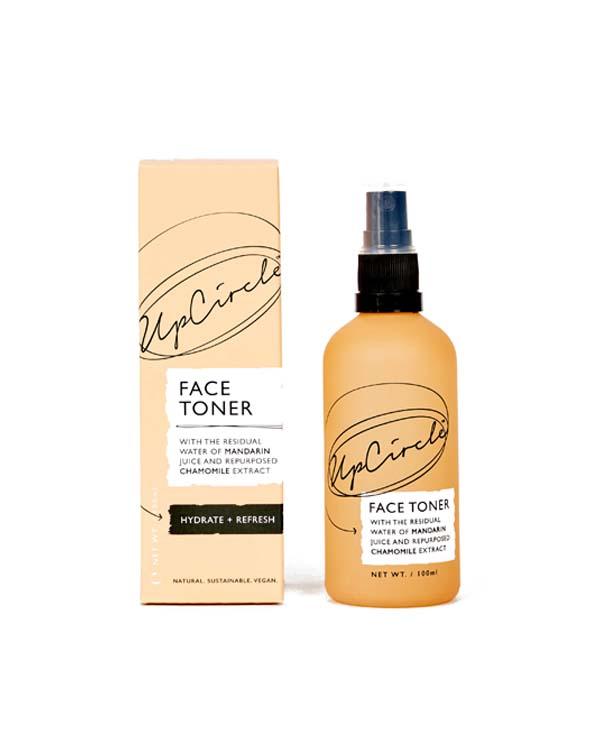 Face Toner - Tonico viso con Mandarino e Camomilla