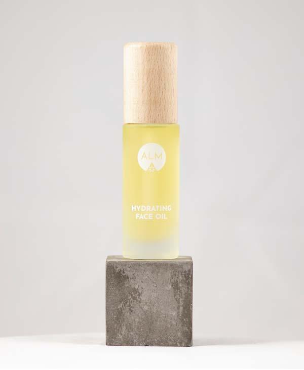 Hydrating Face Oil - Olio viso idratante con Calendula e Camomilla