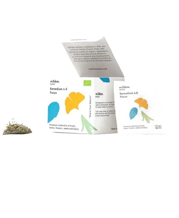 Tisana Remedium n.5 - Focus