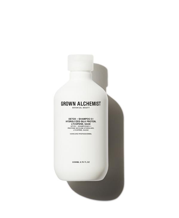 Detox Shampoo 0.1 disintossicante per capelli e scalpo