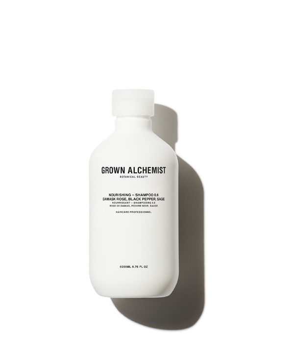 Nourishing Shampoo 0.6 nutriente