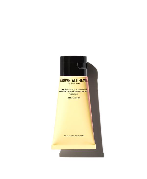 Natural Hydrating Sunscreen - Crema solare viso spf30