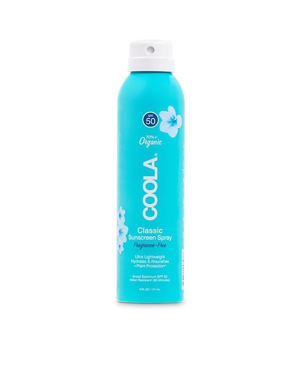 Body Spray Spf50 - Senza profumo
