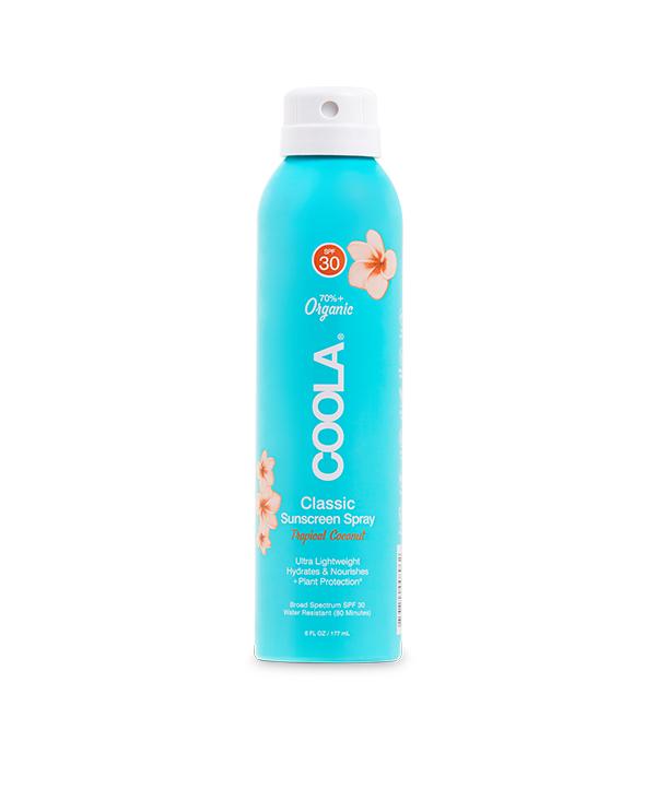 Body Spray Spf30 - Tropical Coconut
