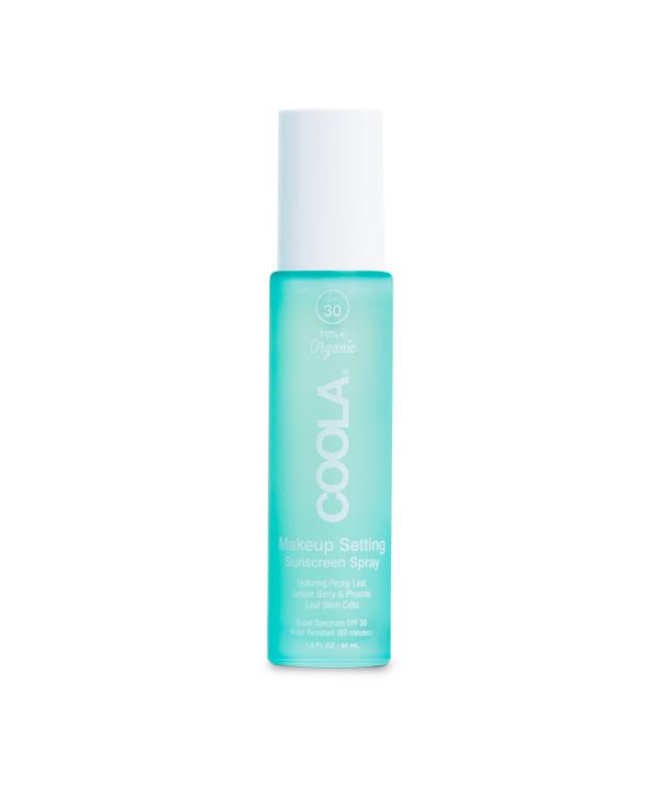 Make up setting - Spray Solare fissante trucco SPF 30